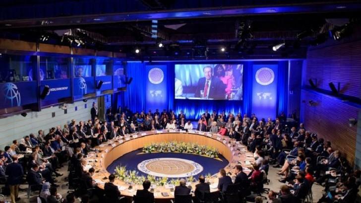 Astori participó en Washington de la 99ª Reunión del Comité para el Desarrollo.