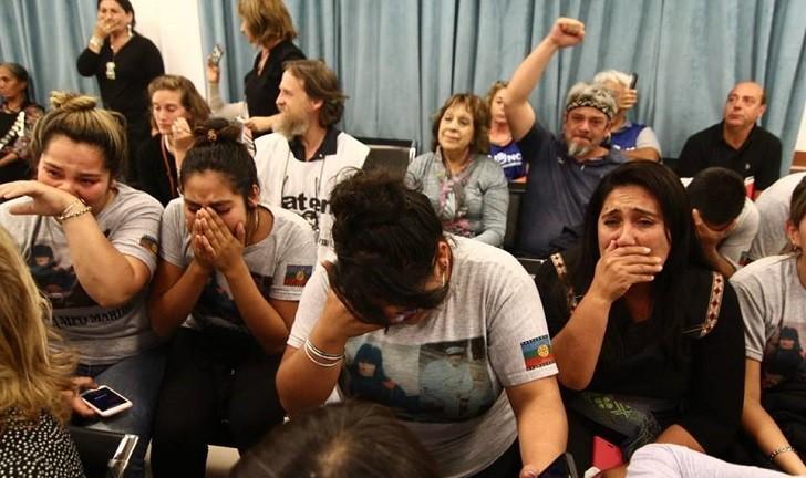 Argentina: absolvieron a la comunidad mapuche por un conflicto en Vaca Muerta. Foto: Telam