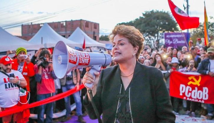"""""""Una puerta al desastre"""": se cumplieron 3 años del inicio del impeachment a Dilma Rousseff."""