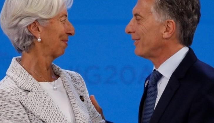 El FMI aprobó el desembolso de us$ 10.800 millones para Argentina