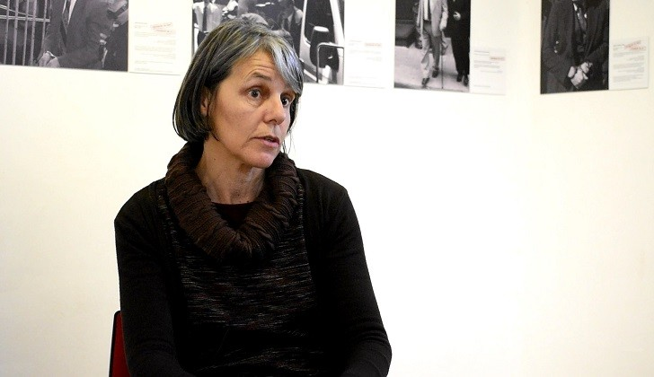 """Directora de la INDDHH: con las destituciones """"el poder civil estuvo por encima del poder militar"""""""