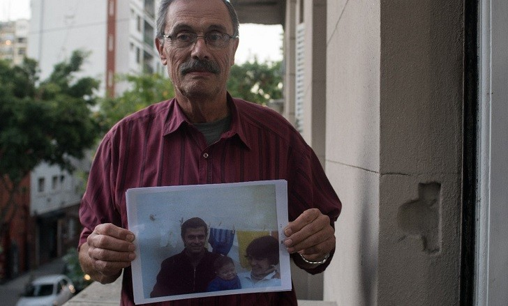 """Padre de la nieta 129: """"Pasaron años sin siquiera tener una pista"""""""