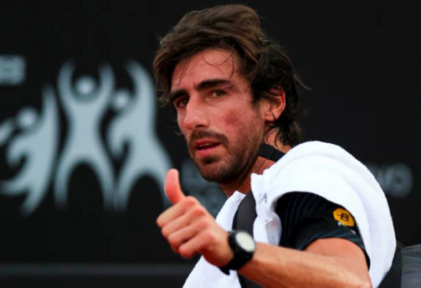 Sorprenden a Borna Coric y aplacan a Pablo Cuevas — ATP Budapest