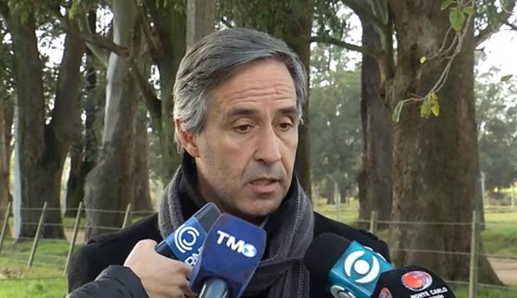 Fiscal especializado en Crímenes de Lesa Humanidad, Ricardo Perciballe.