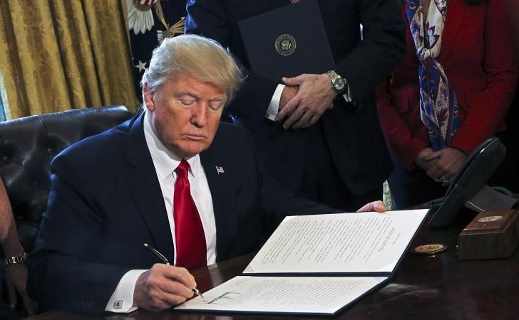 Trump vetó el proyecto que le exigía retirar apoyo a Arabia Saudí en Yemen