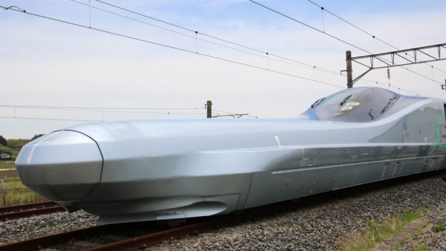Alfa-X el tren que bate récords en Japón