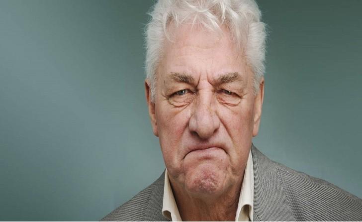 El enojo es peor para la salud de los adultos mayores que la tristeza . Foto: Pixabay