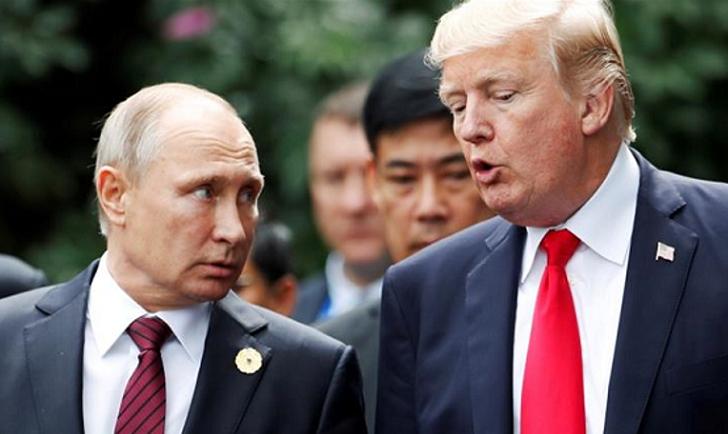 "Trump dijo que Putin ""no está pensando en intervenir en Venezuela"""