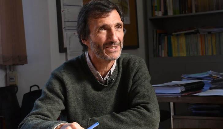 Ex consejero del CETP-UTU, Miguel Venturiello.