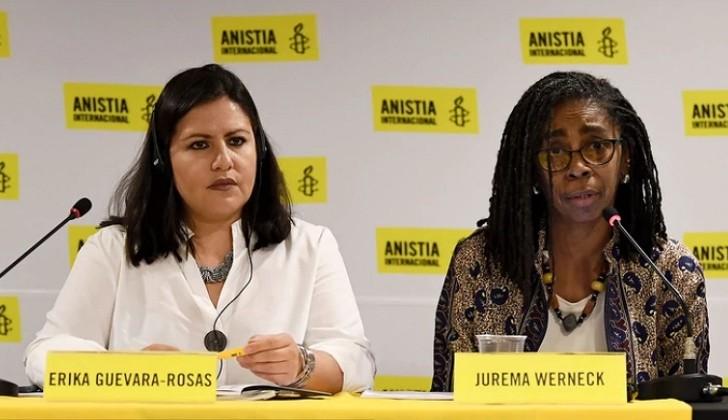 """AI: """"Las medidas de Bolsonaro amenazan los derechos humanos""""."""