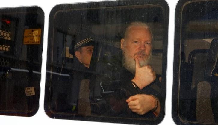 La Fiscalía sueca pide una orden de arresto contra Assange