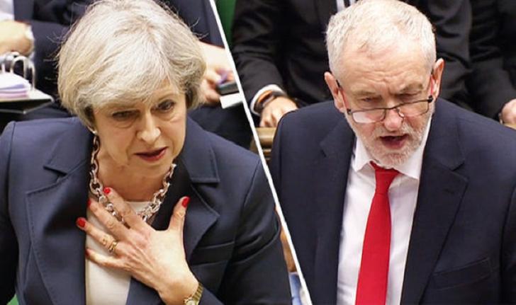 Brexit: Corbyn dio por finalizadas las conversaciones con el Gobierno sin acuerdo