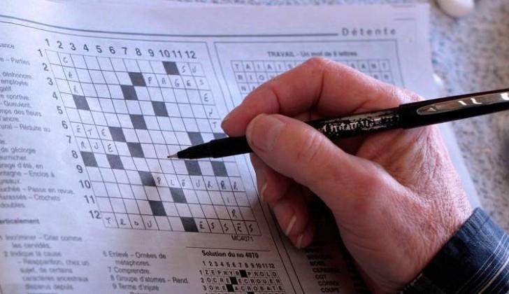 Realizar crucigramas y sudokus pueden ayudar al cerebro