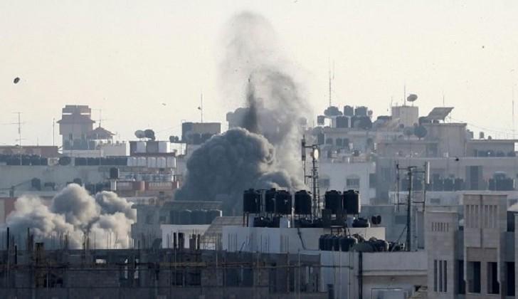 Hamás e Israel acuerdan un alto al fuego para la Franja de Gaza