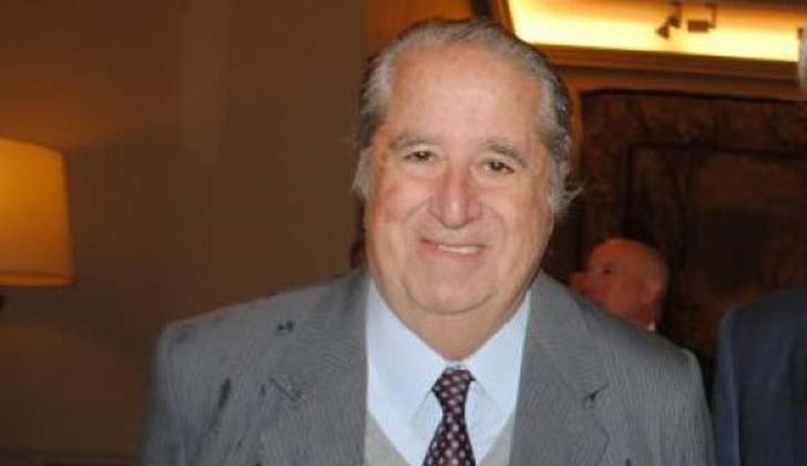 Pablo García Pintos, director del BROU por el Partido Nacional entre 1995 y 2005.
