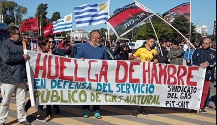 Foto: Sindicato del Gas