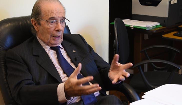 Presidente del Consejo Directivo del SODRE, Doreen Javier Ibarra. Foto: Carlos Loria.