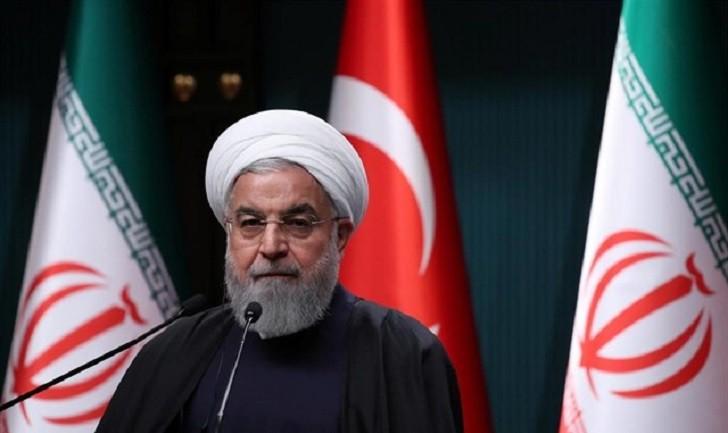 """Rohaní: """"Irán no se rendirá aunque sea bombardeado"""""""