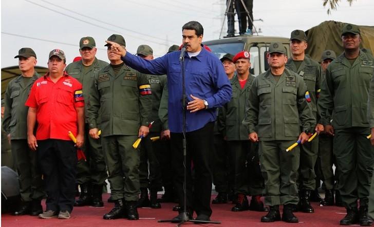 Maduro anunció inicio de diálogo con oposición con la mediación de Noruega