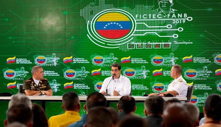 Maduro anuncia inversiones con Huawei para llevar el 4G a Venezuela