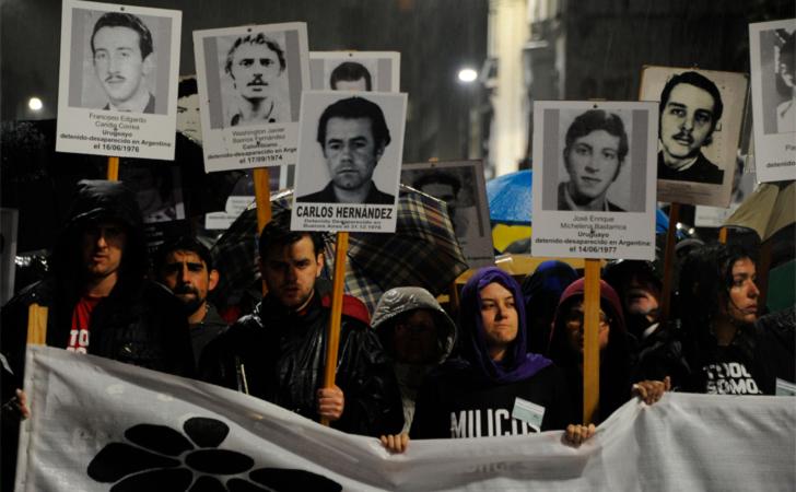 Marcha del silencio, 20 de mayo de 2019 / Foto: Presidencia