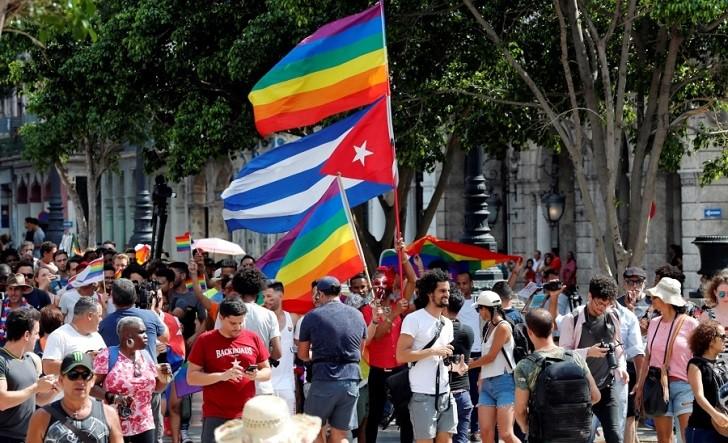 Marcha no autorizada de la comunidad LGTBI en Cuba finalizó en represión