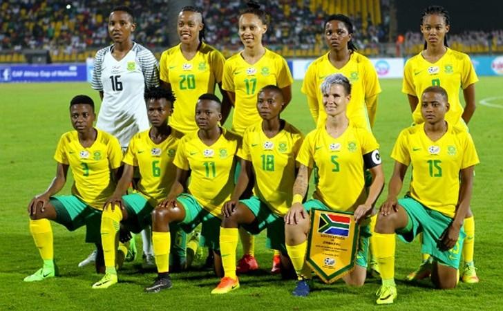 Sudáfrica pagará lo mismo a sus selecciones femenina y masculina de fútbol