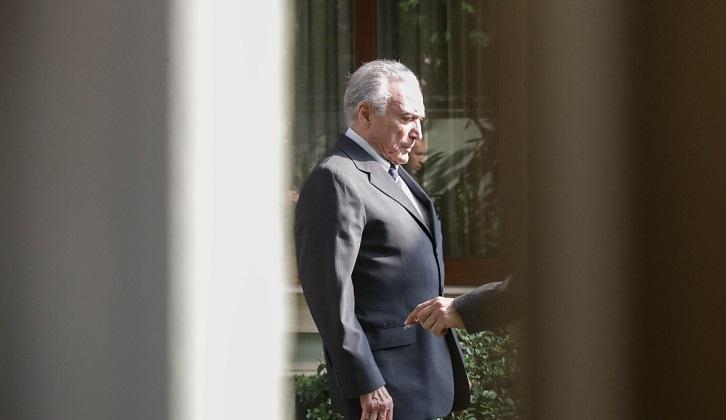 Superior Tribunal de Justicia de Brasil concedió la libertad a Temer