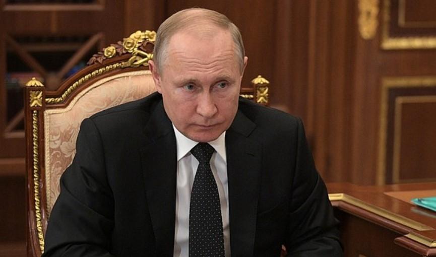 Vladimir Putin, presidente de Rusia. Foto: Kremlin.ru