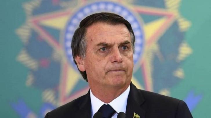 """Bolsonaro: """"Maduro no es quien manda, Maduro es hoy un fantoche en Venezuela"""""""