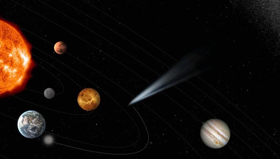 Imagen cortesía de ESA