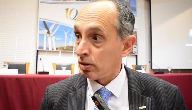 Presidente de UTE, Gonzalo Casaravilla. Foto: LARED21.