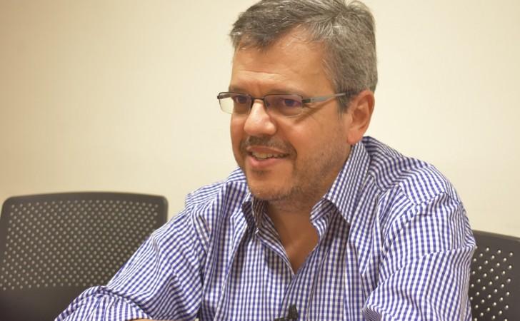 Director de Convivencia y Seguridad Ciudadana del Ministerio del Interior, Gustavo Leal.