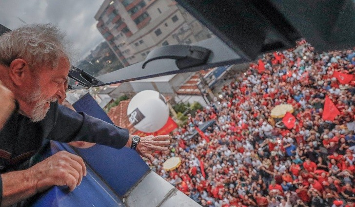 Lula podría salir en libertad
