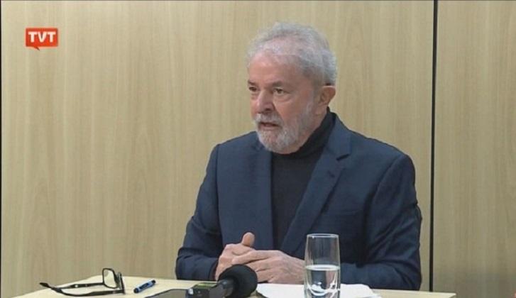 """Lula: """"Siempre dije que Moro es mentiroso"""""""