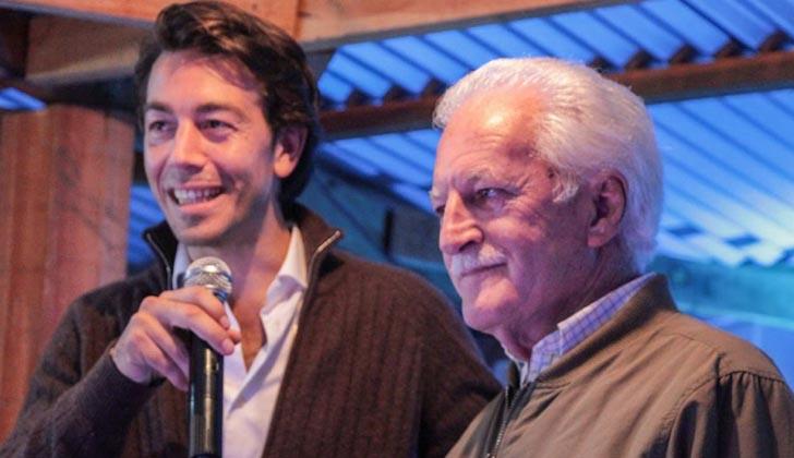 Juan Sartori y Alem García.