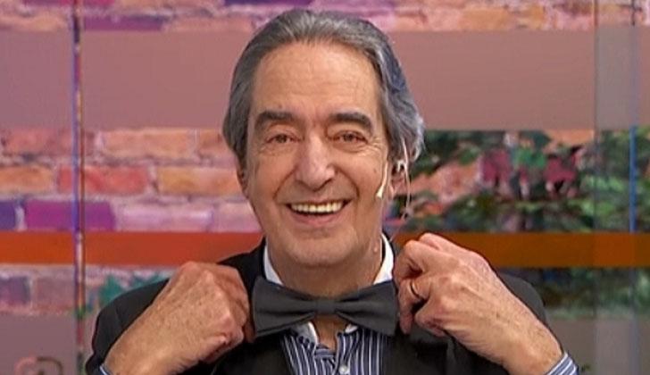 Rodríguez Tabeira. Foto: Canal 12.