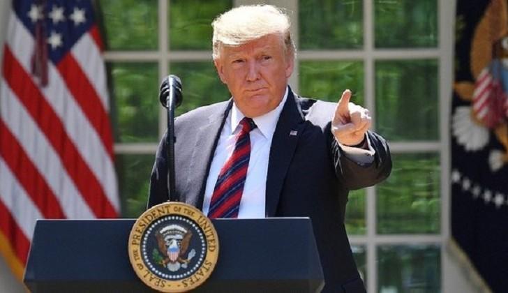 """Trump y una nueva amenaza con """"erradicar"""" a Irán"""