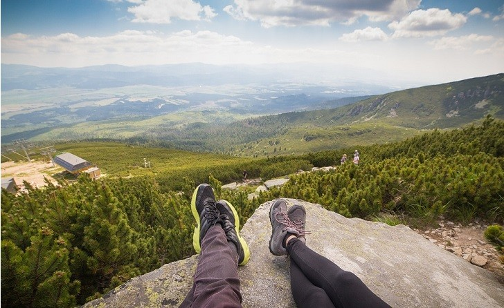 Dos horas de contacto con la naturaleza por semana mejoran la salud. Foto. Pixabay
