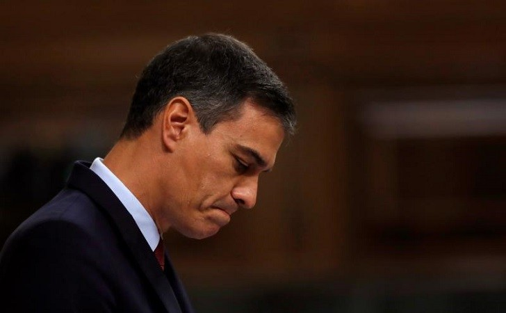 España: Pedro Sánchez fracasa en la primera votación de investidura