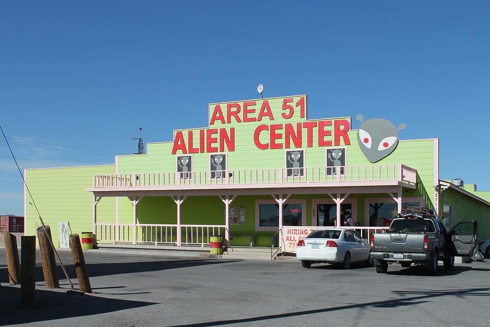 Los alrededores del Área 51 han sido un hervidero de atracciones turísticas por décadas. Foto: Pixabay