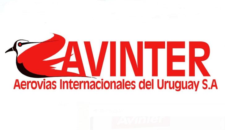 Logo de la aerolínea de bandera nacional.