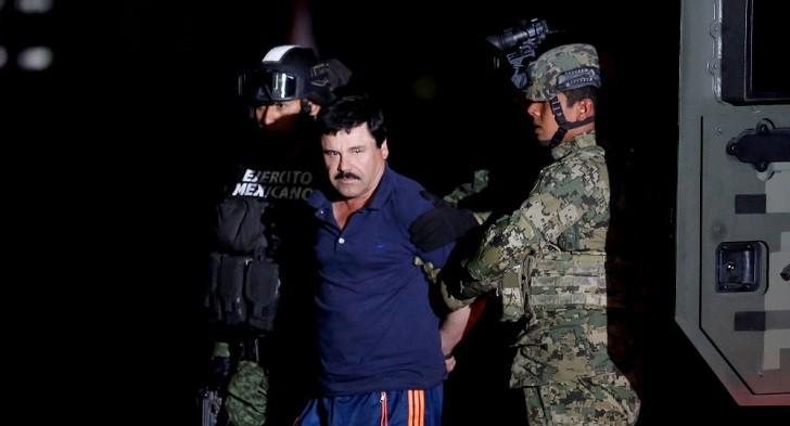La justicia de EE.UU. condenó a El Chapo a cadena perpetua por narcotráfico.