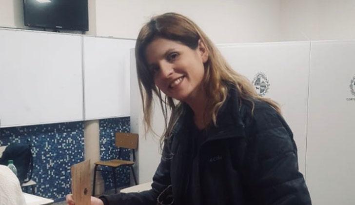 Directora de Desarrollo Social de la Intendencia de Montevideo e integrante del sector Casa Grande del Frente Amplio, Fabiana Goyeneche.
