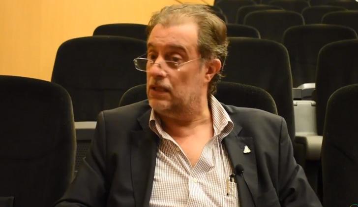 Director sectorial de información para la gestión y la comunicación del Consejo Directivo Central (CODICEN) de la Administración Nacional de Educación Pública (ANEP), Juan Miguel Martí.