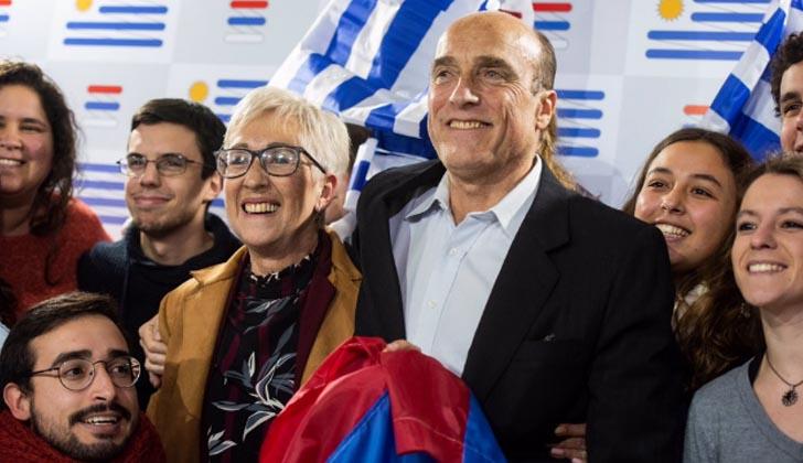 Daniel Martínez ponderó a Graciela Villar. Foto: Twitter.