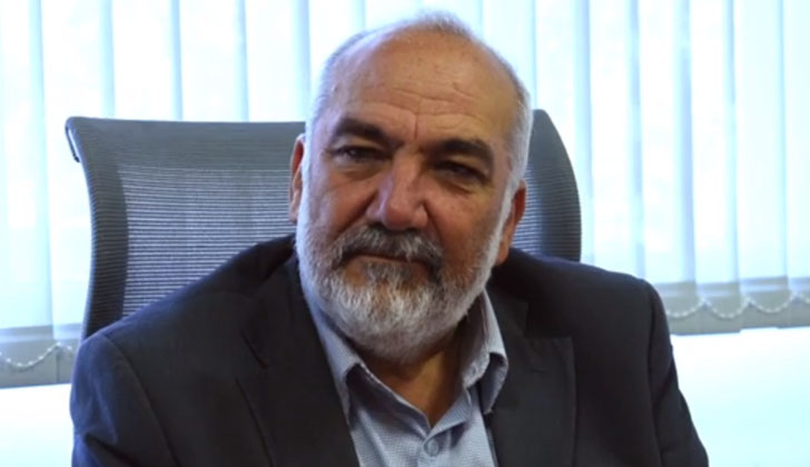 Presidente del Consejo Directivo Central (CODICEN) de la Administración Nacional de Educación Pública (ANEP), Wilson Netto. Foto: LARED21.