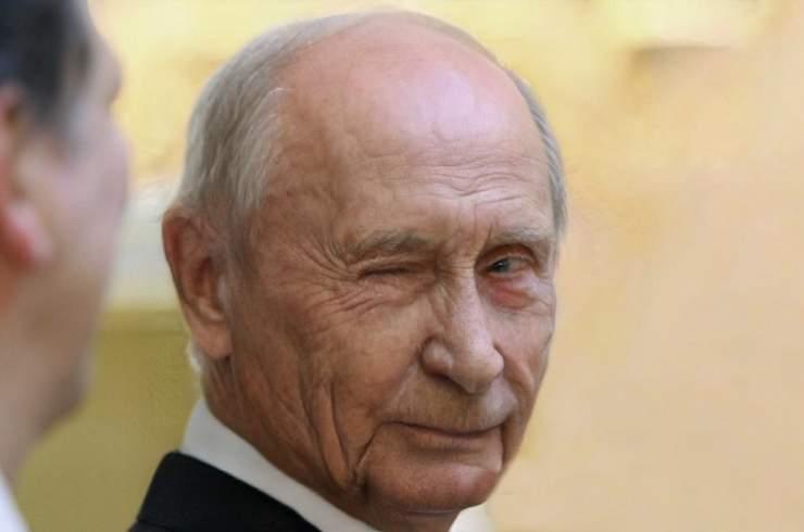 Foto de Vladimir Putin manipulada con FaceApp
