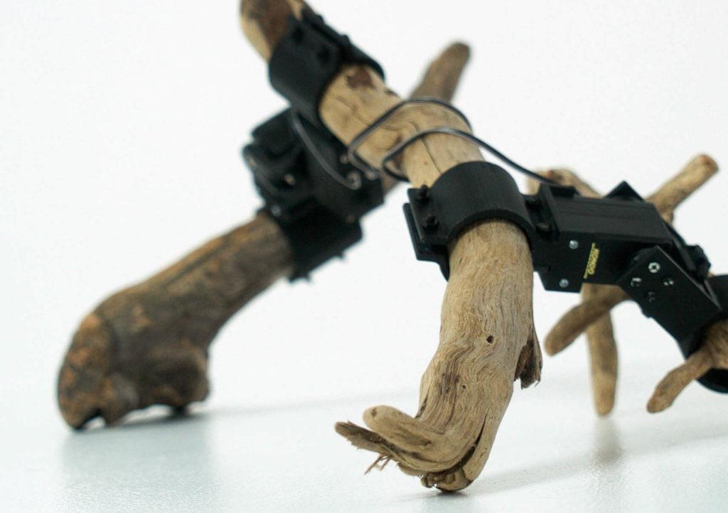 robot palos japones
