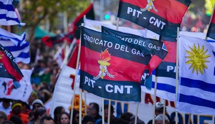 Foto: Sindicato del gas.